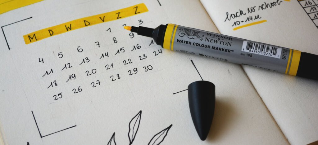 How to Fill Your Content Calendar for the Next 4 Months