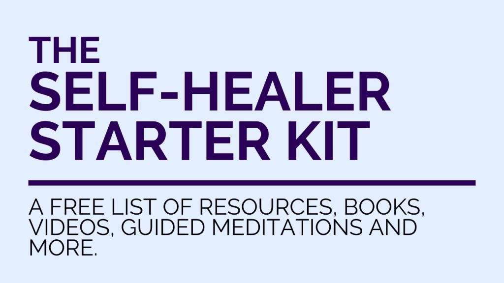self healer starter kit